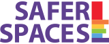 Safer Spaces Logo
